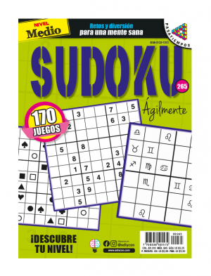 Agilmente medio, sudoku