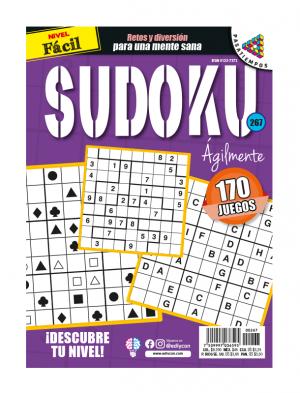 agilmente facil, sudoku, AG267