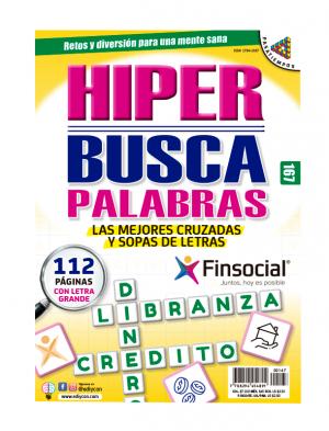 Hiperbuscapalabras cruzadas y sopas de letras