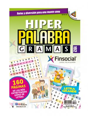 Hiperpalabragramas sopas de letras