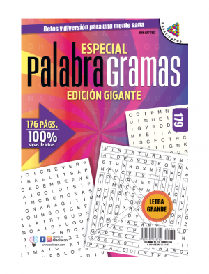 Sopas de letras Especial Palabragramas