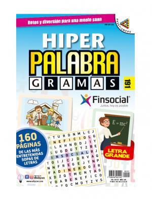 Hiperpalabragramas, sopas de letras
