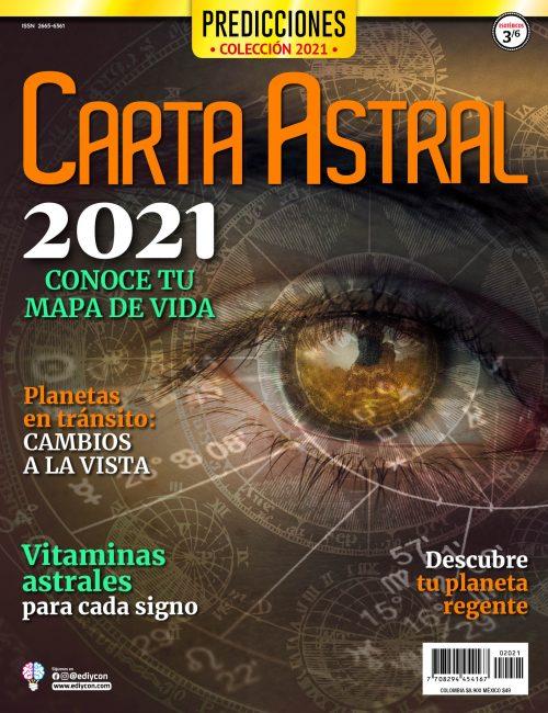 Carta Astral 2021