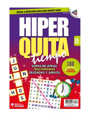 HQT 172, HQT sopas de letras, crucigramas, cruzadas y juegos