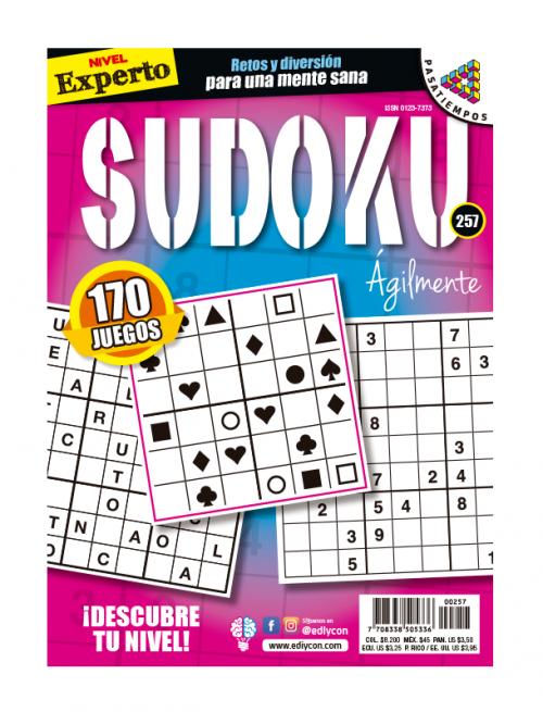 Sudoku Experto