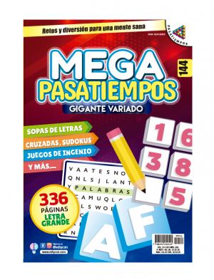 megapasatiempos, sopas de letras, cruzadas, sudokus, juegos