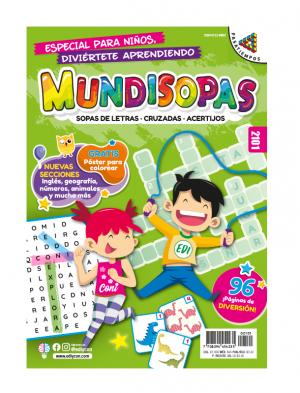 Pasatiempos para niños MDS2101