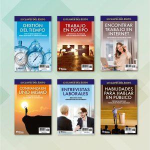 PROMO 6 EDICIONES 12 CLAVES DEL EXITO