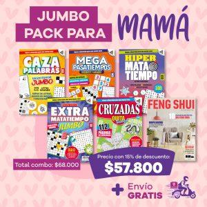 Jumbo Pack para mamá