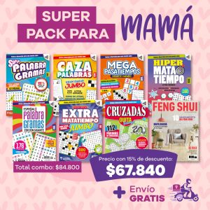 Super pack para mamá